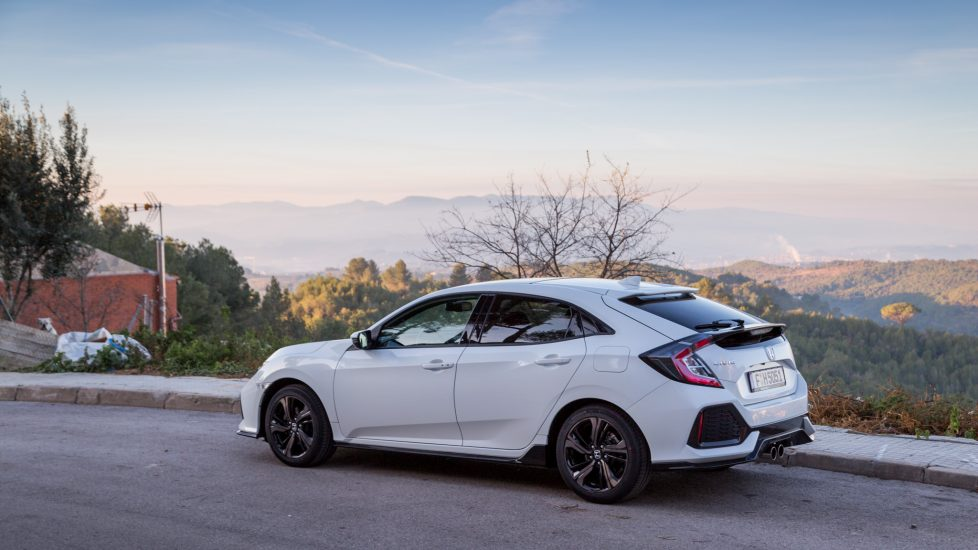 2017 honda civic sport plus review 10th generation the