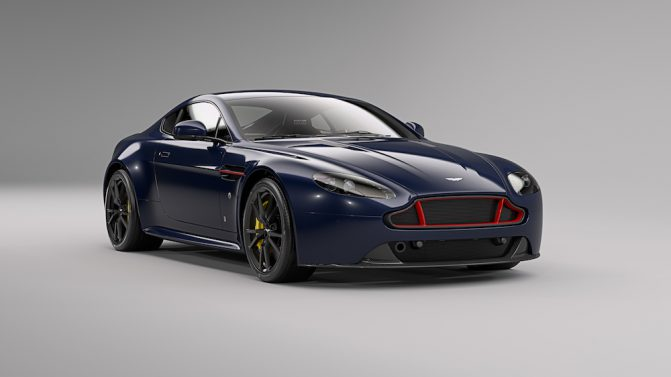 Aston Martin Vantage S Red Bull Racing Editions 4