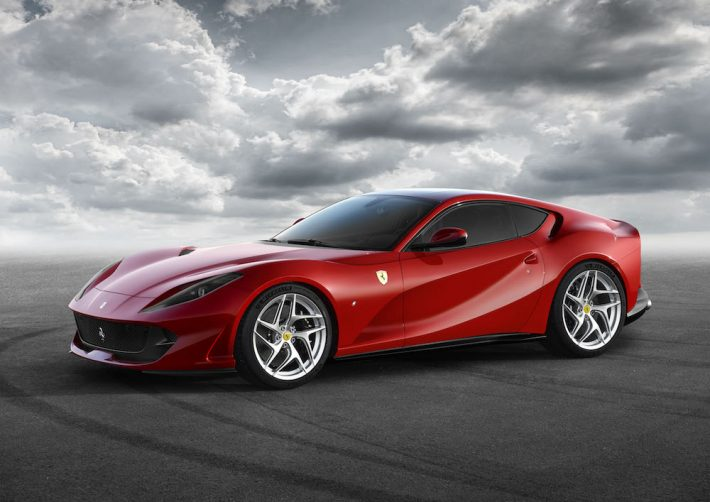 Ferrari 812 Superfast 1