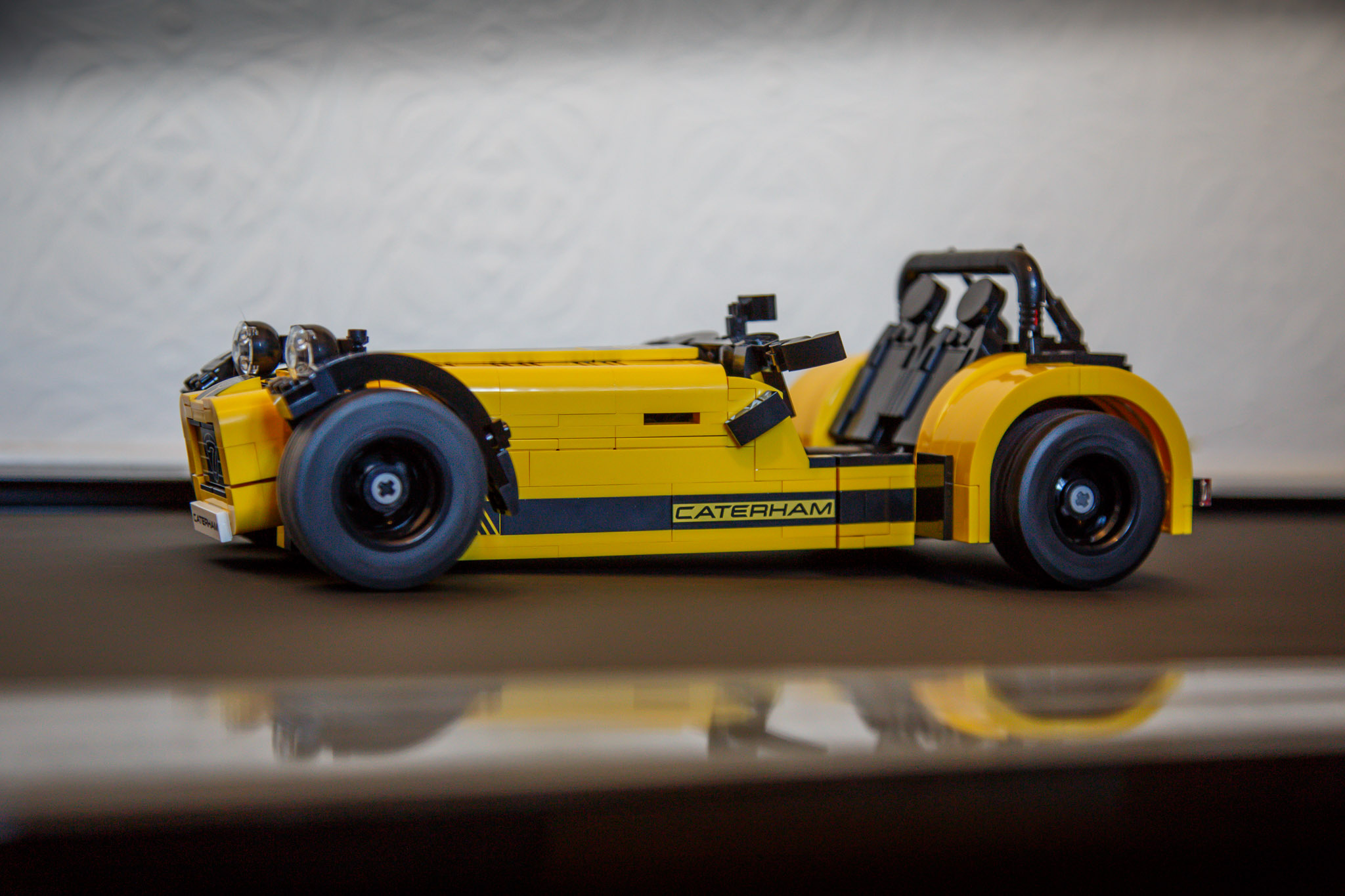 caterham s 620r immortalised as the lego caterham. Black Bedroom Furniture Sets. Home Design Ideas