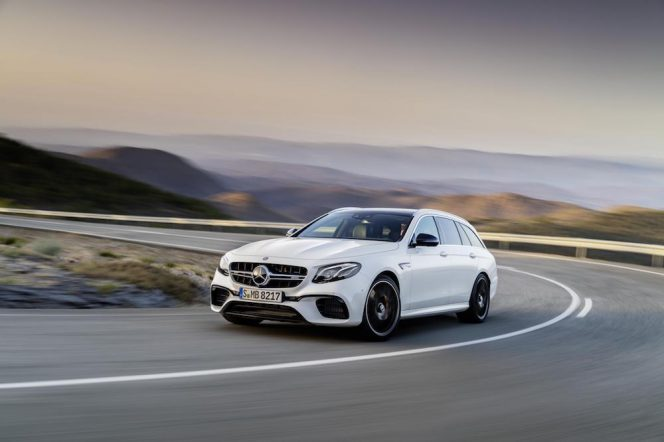 Mercedes AMG E 63 4MATIC 1