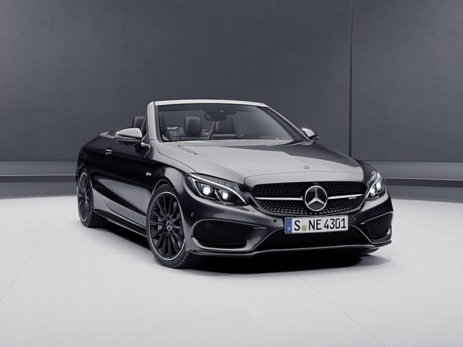 Mercedes-AMG C 43 4MATIC Cabriolet Night Edition