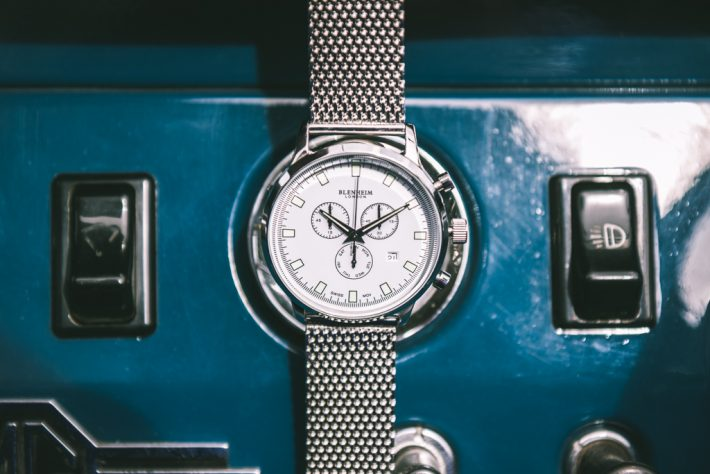 Blenheim Pilot Watch 24