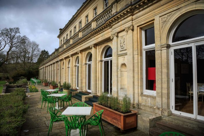 Cowley Manor Hotel 30