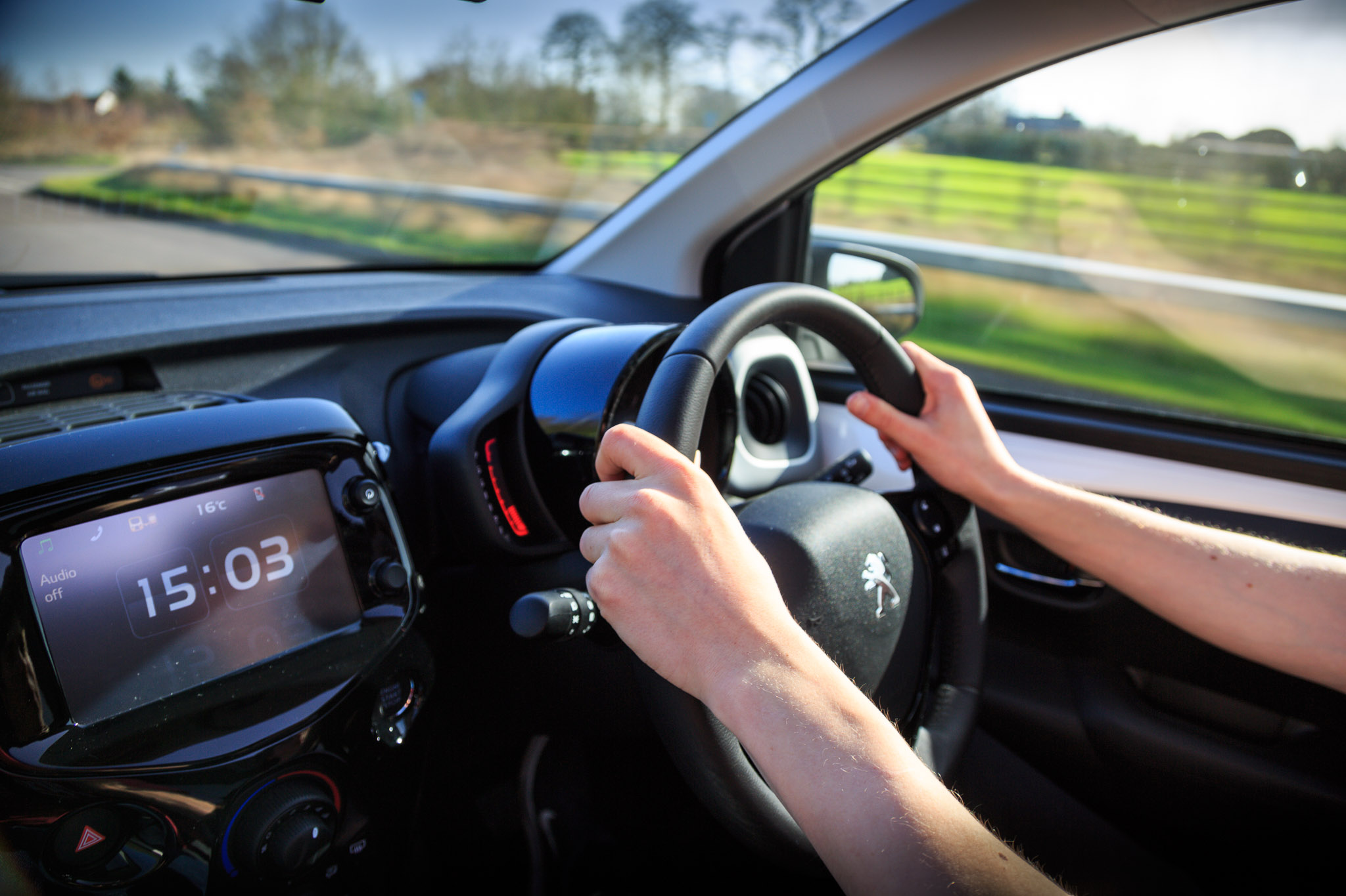 2017 peugeot 108 allure top 5 things we love for Peugeot 107 allure review