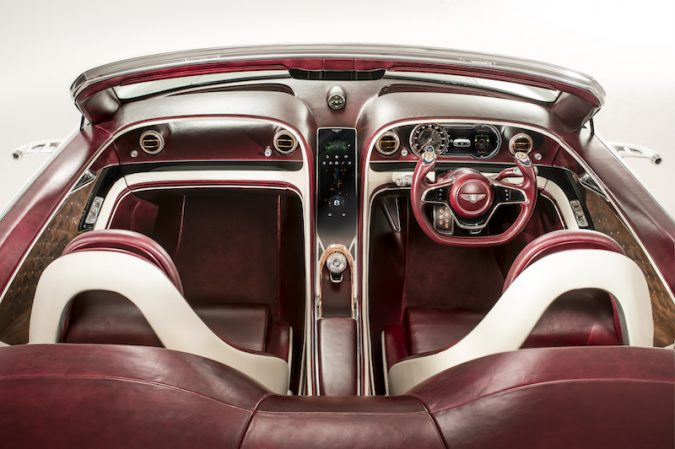 Bentley EXP Speed 12 6e Concept