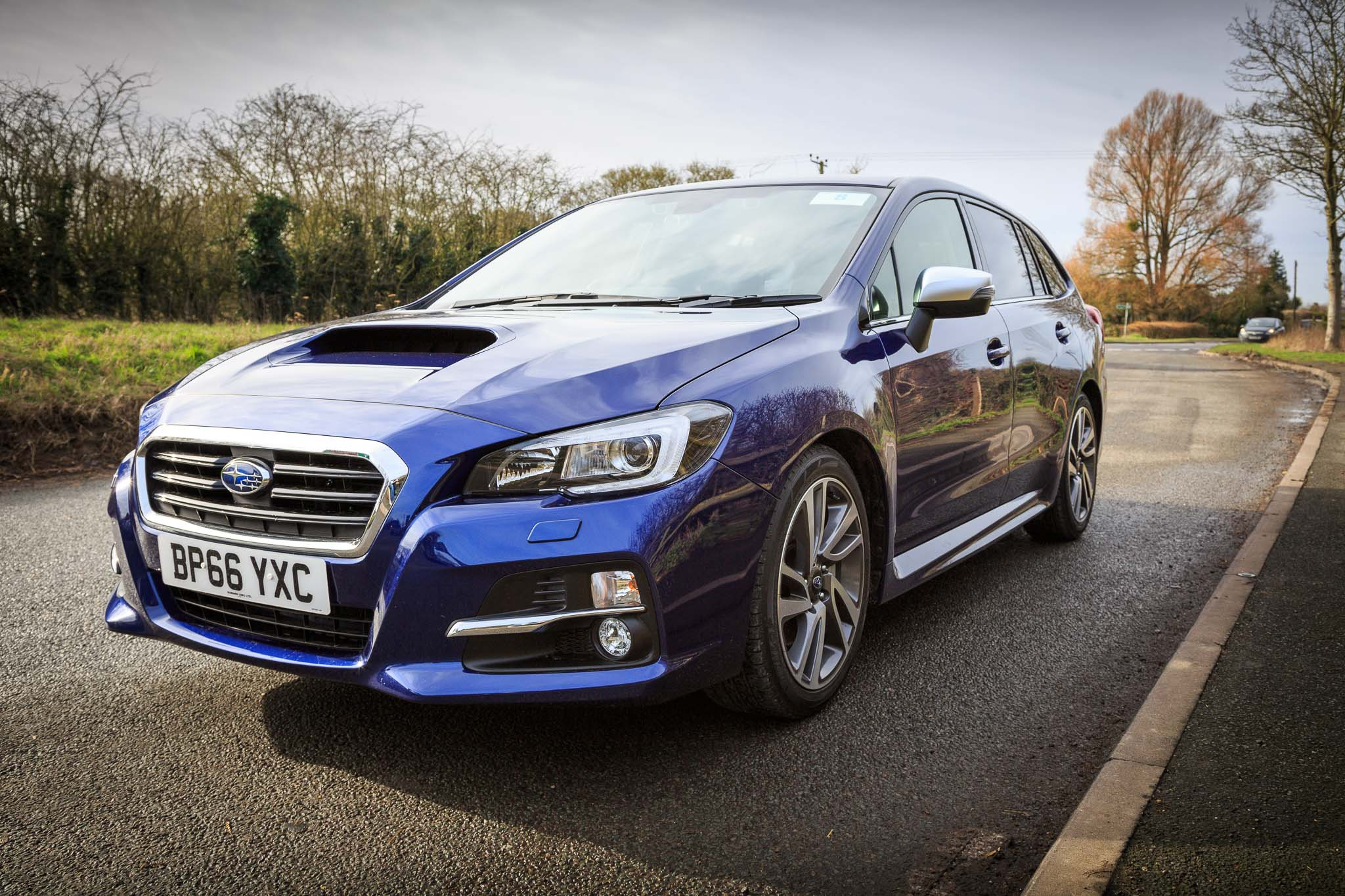 What Car Estate Reviews >> 2017 Subaru Levorg GT Review - Marking Subaru On The Map