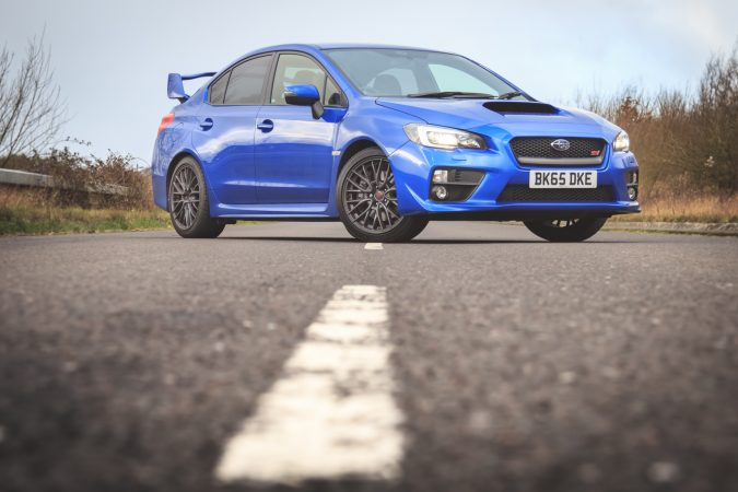 Subaru WRX STi HR 13 - Where are Subarus made?