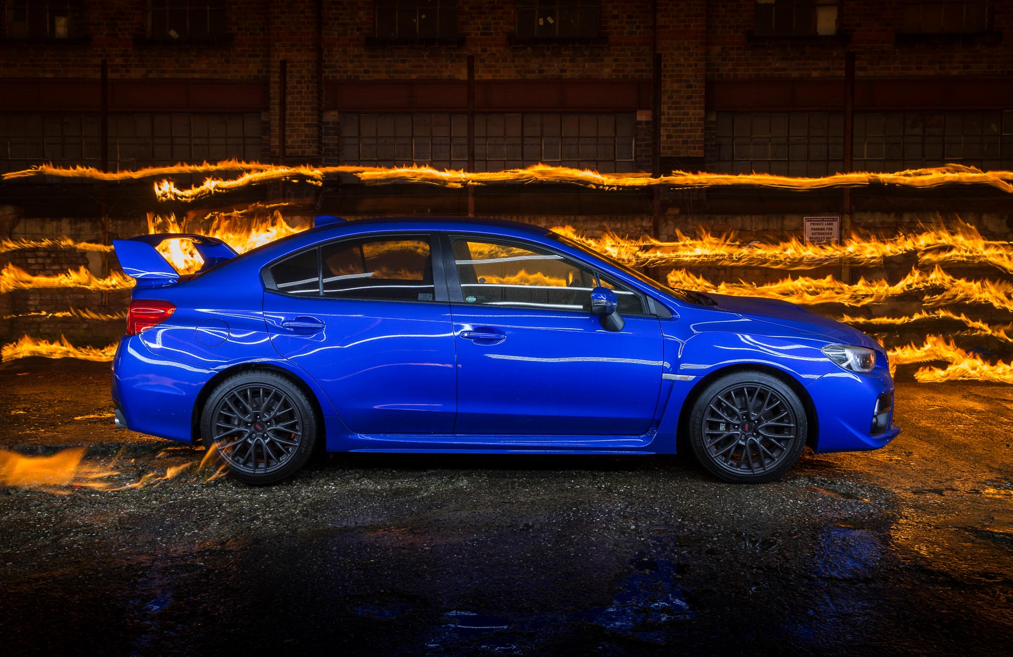 2017 Subaru Wrx Sti Review