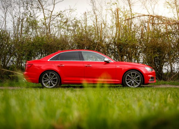 2017 Audi S4 Saloon Red 7