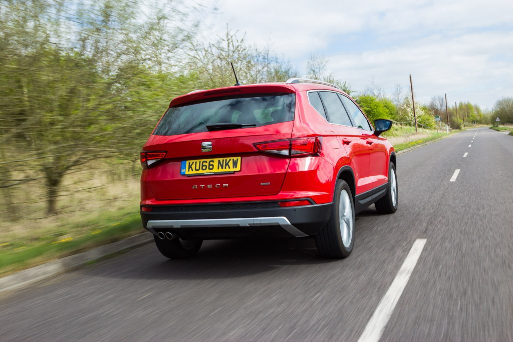 Living With The 2017 Seat Ateca Xcellence 5 Things We Love