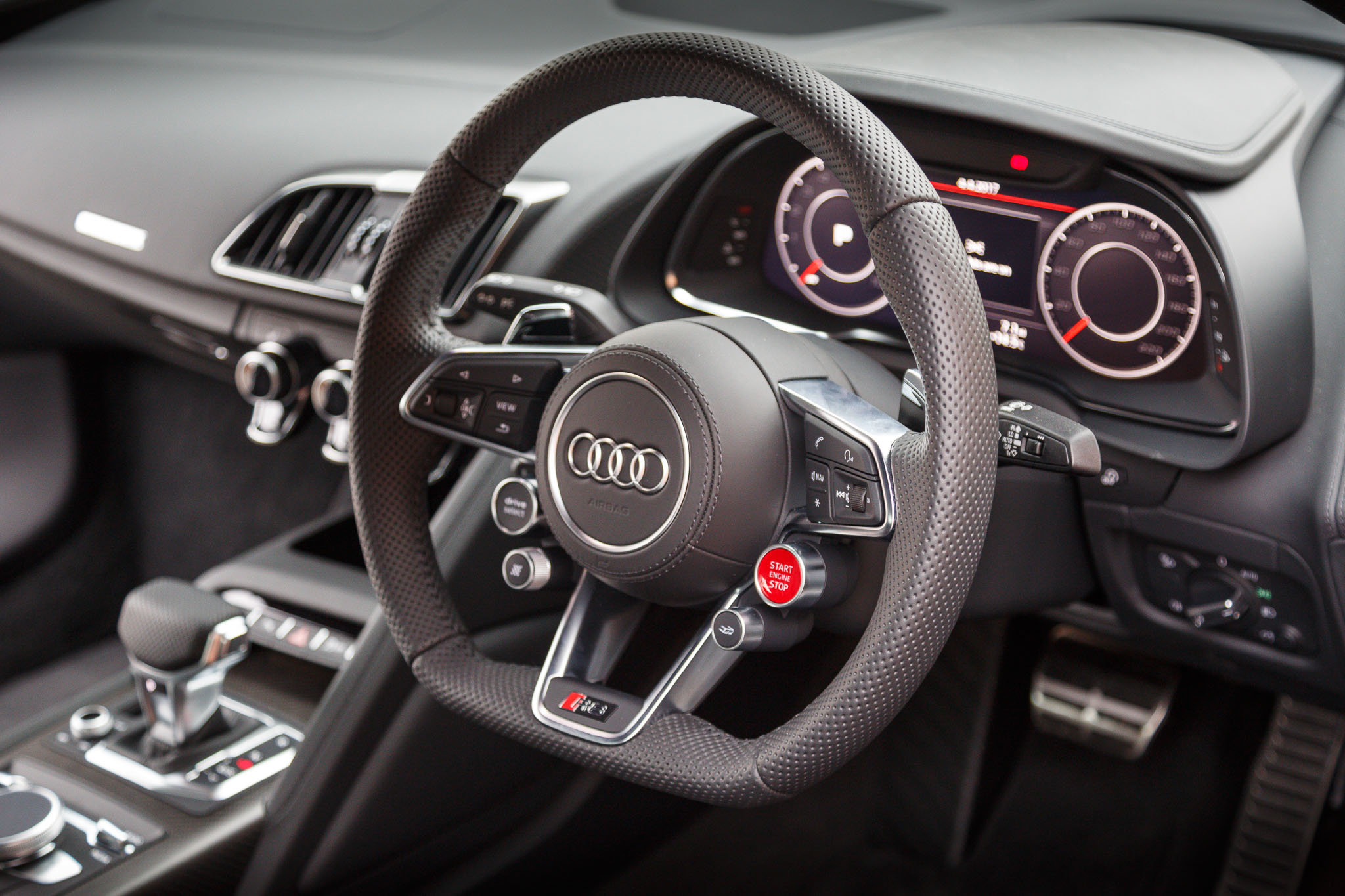 Audi Rs7 0 60 >> 2017 Audi R8 V10 Review - A Properly Fast, Everyday Supercar