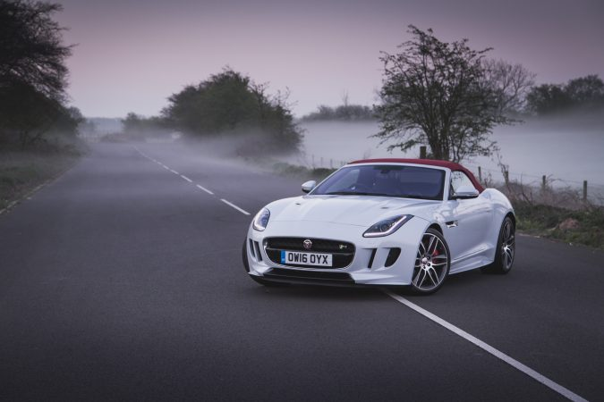 Jaguar F-Type V8R