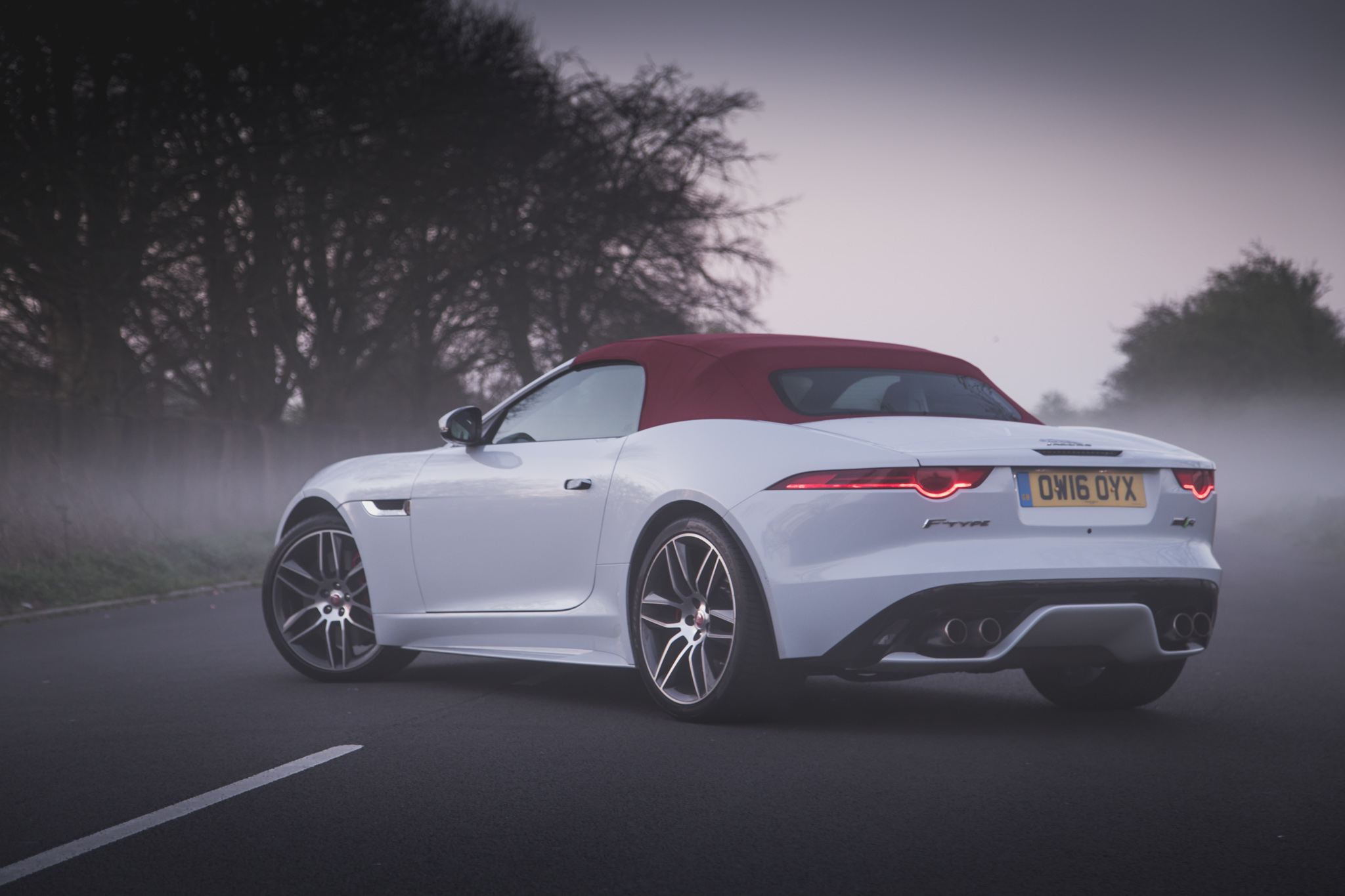 Luxury Cars 2018 >> 2017 Jaguar F-Type V8R AWD Convertible Gallery