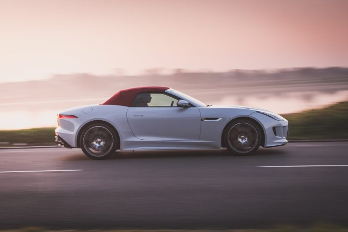 Jaguar F TYPE R V8R Convertible AWD RJ 5