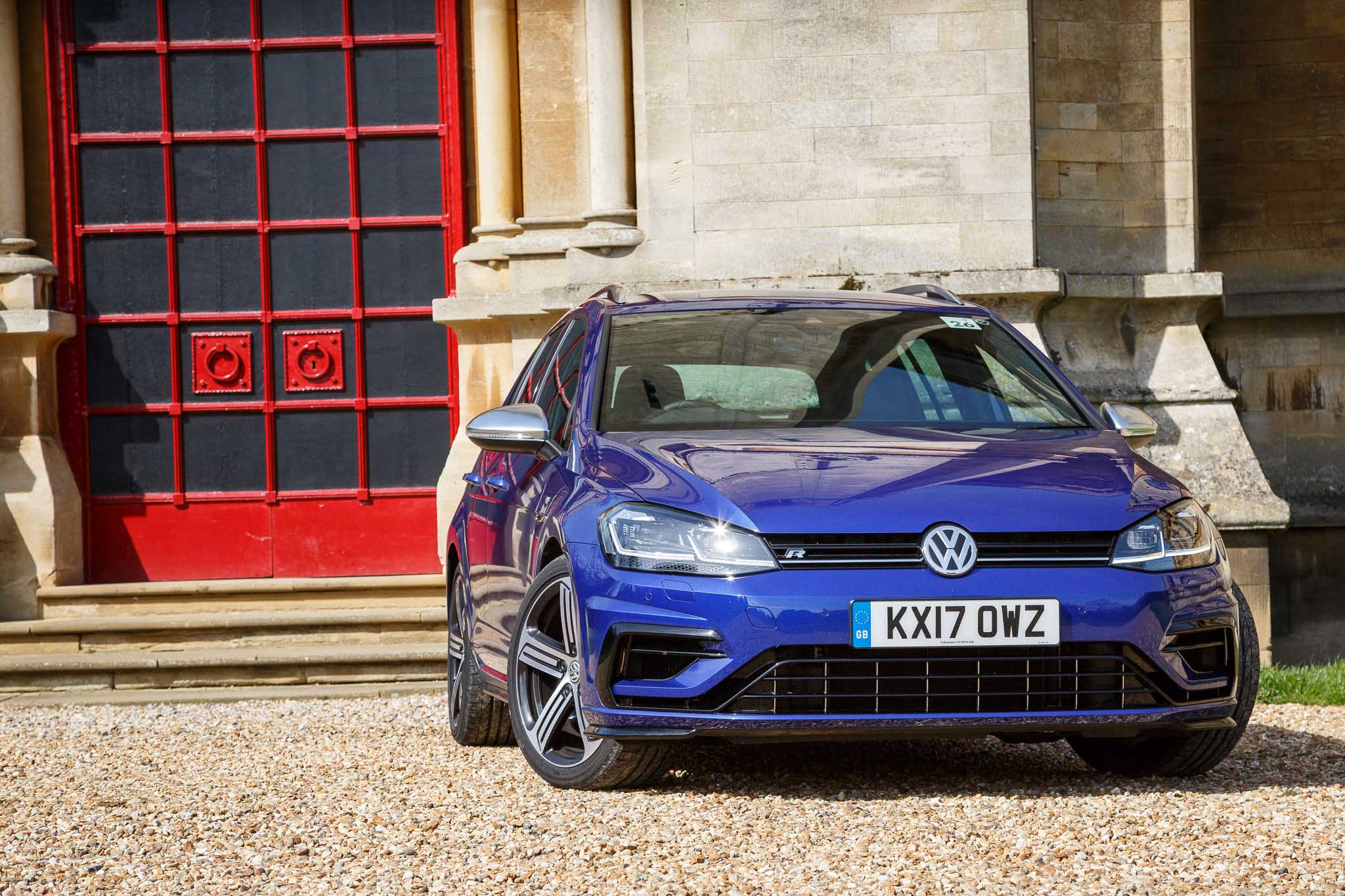 Golf R Estate >> 2017 Volkswagen Golf Estate R Review Just Magical