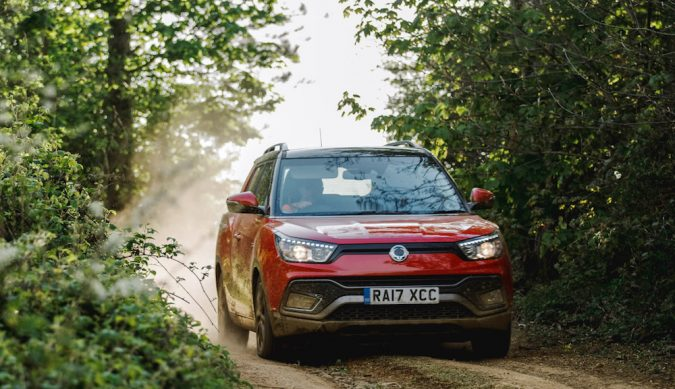 SsangYong Tivoli Off Road