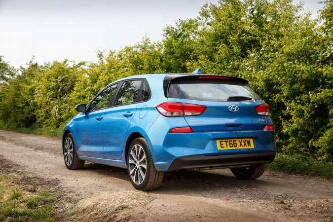 2017 Hyundai i30 Blue PH 13