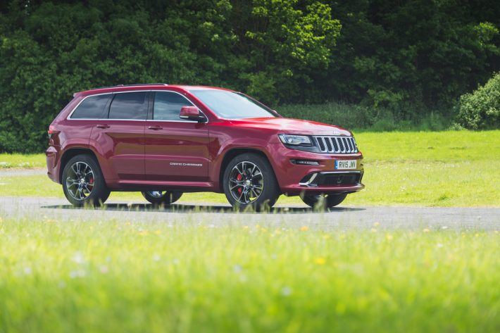 2017 Jeep Grand Cherokee SRT 13