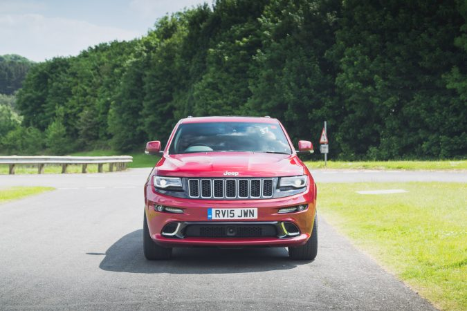 Jeep Grand Cherokee Reliability Red