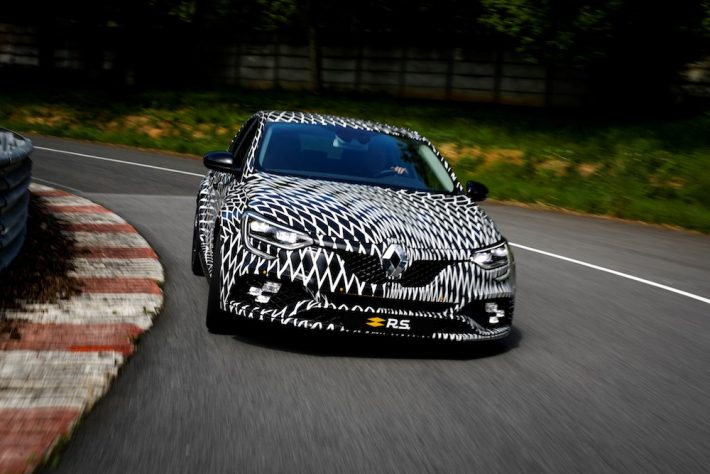 All New Megane R.S. to break cover at the Monaco Formula 1 Grand Prix