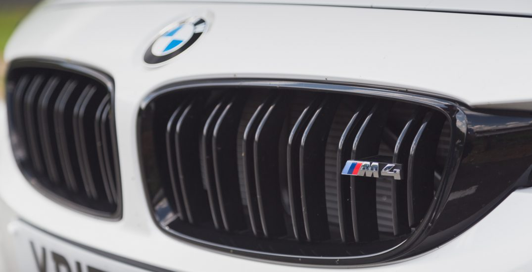 BMW M4 Competition Pack Convertible 10