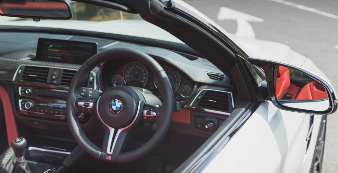 BMW M4 Competition Pack Convertible 15