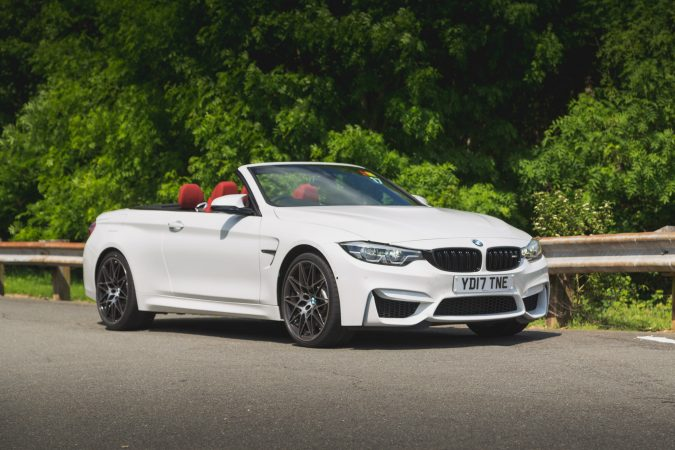 Bmw M3 Convertible >> 2017 BMW M4 Convertible Competition Package (F83) Review