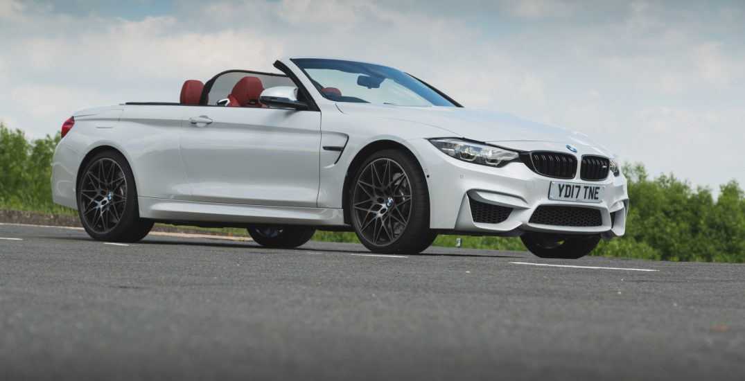 BMW M4 Competition Pack Convertible 20