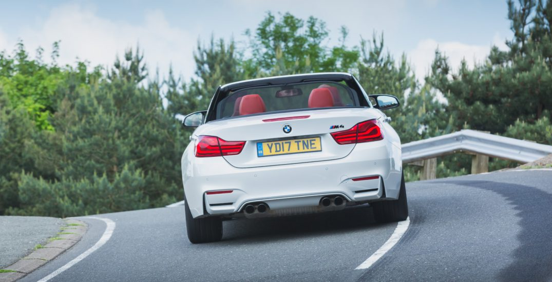 BMW M4 Competition Pack Convertible 22