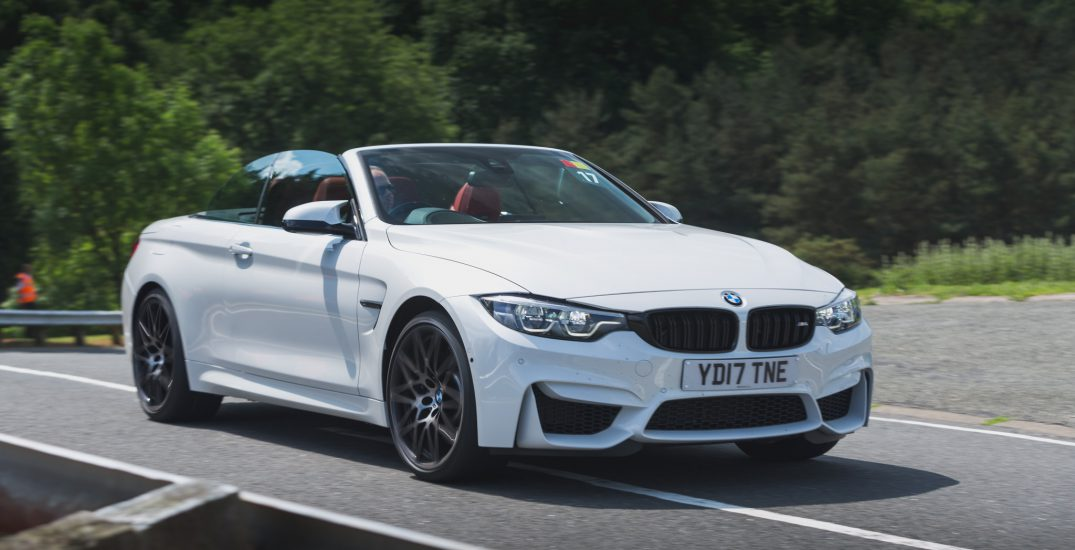BMW M4 Competition Pack Convertible 23