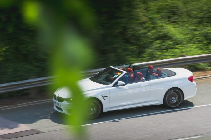BMW M4 Competition Pack Convertible 25