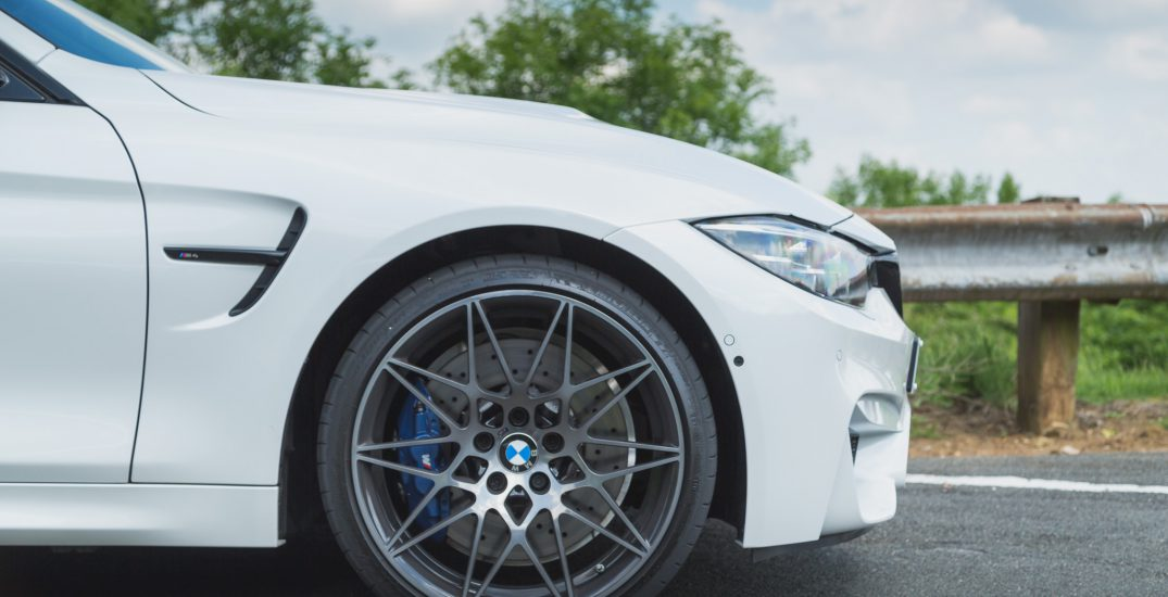 BMW M4 Competition Pack Convertible 5