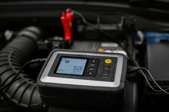 Multi Stage Fully Automatic SmartCharger 1