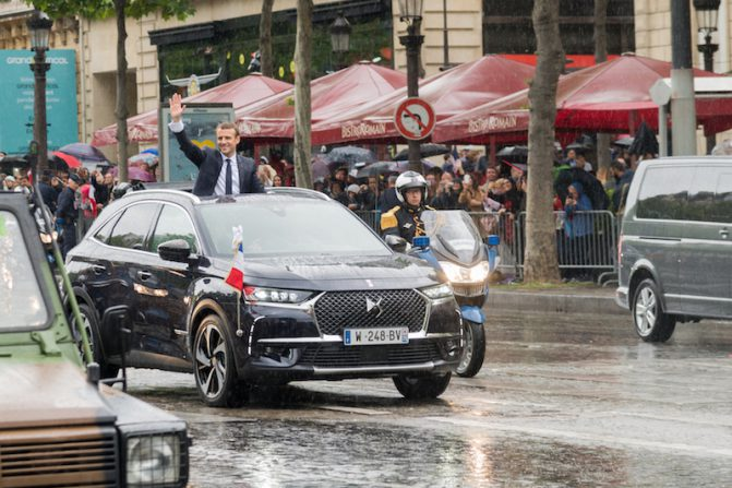 Presidential DS 7 CROSSBACK 17