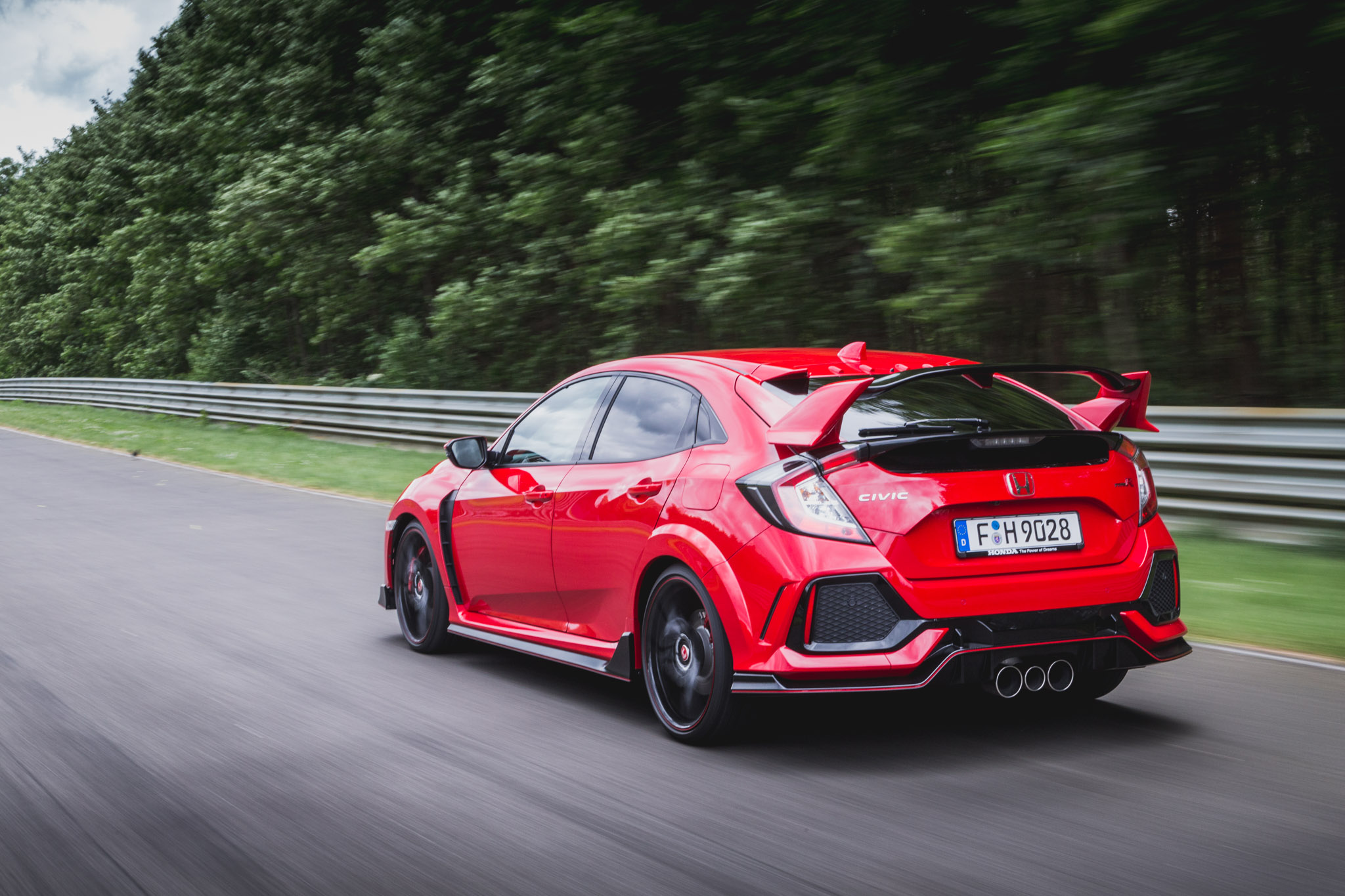 2017 Honda Civic Type R Fk8 Review Motor Verso