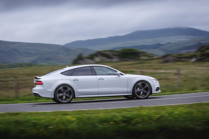 2017 Audi A7 Sportback Black Edition Gallery