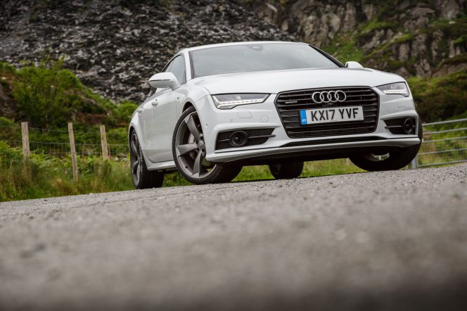 Audi A7 Sportback Quattro Black Edition PH 3
