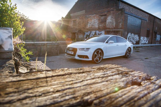 Audi A7 Sportback Quattro Black Edition PH 8