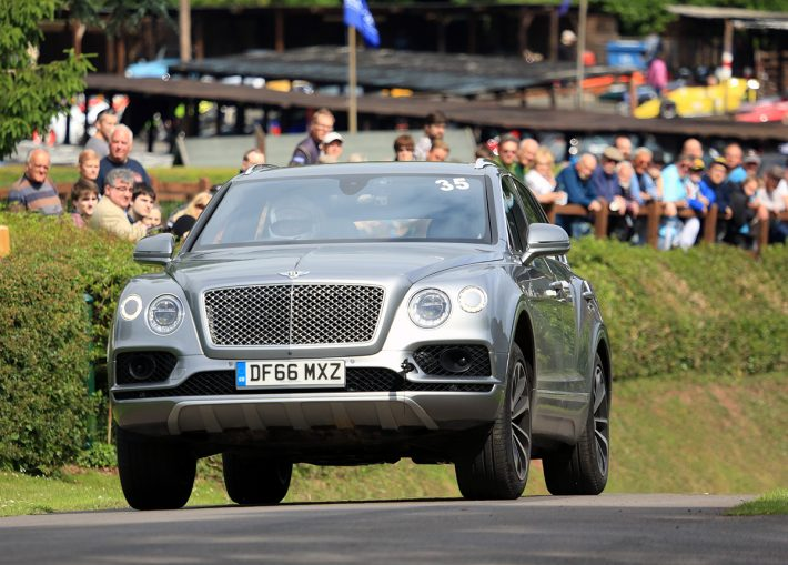 Bentley Bentayga. Credit Rob Macdonald