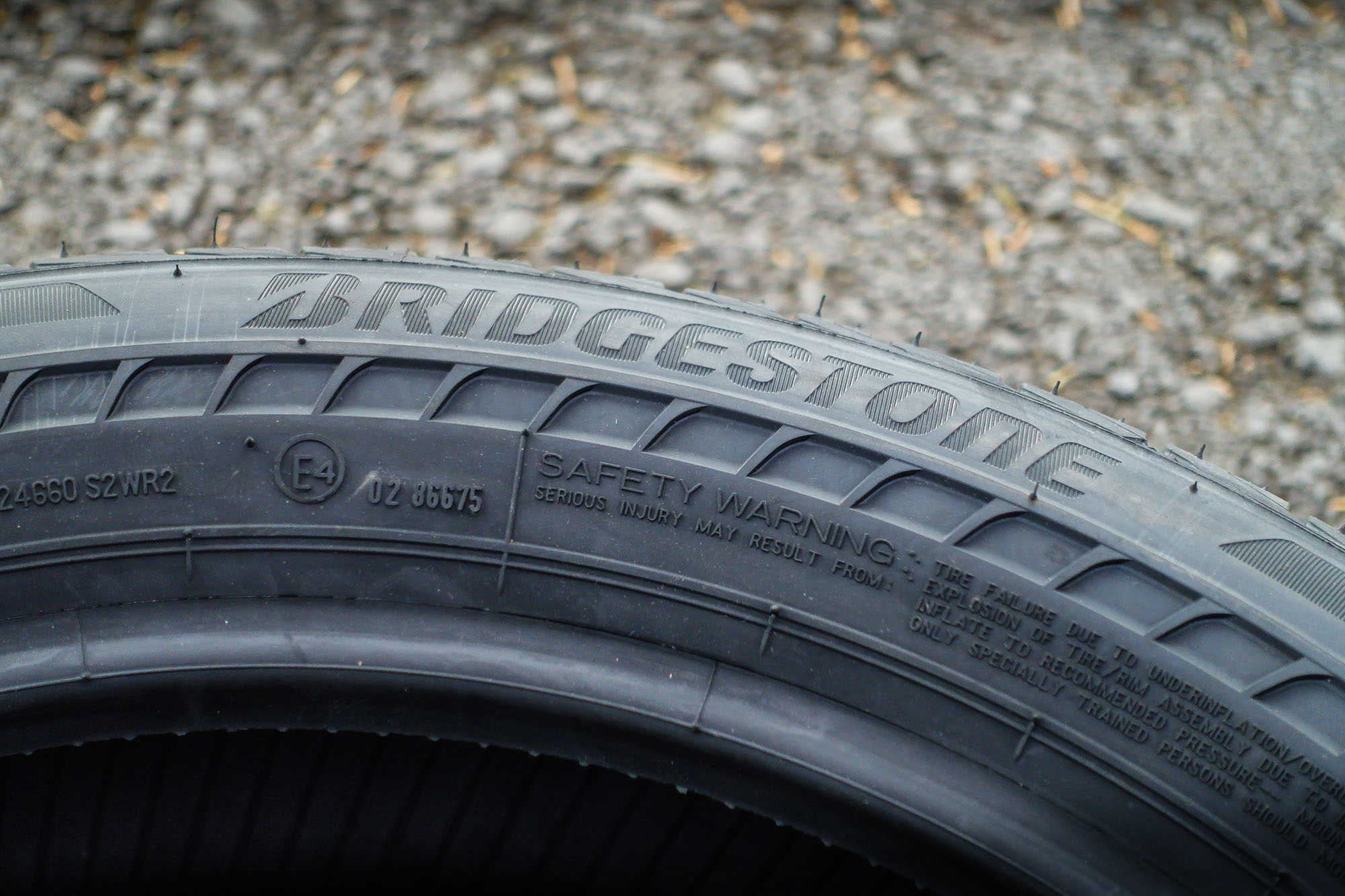 bridgestone driveguard new generation run flat tyres