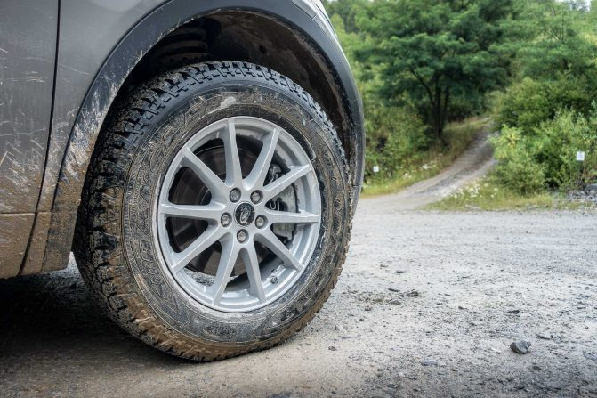 Discovery Sport Goodyear Wrangler AT Adventure 8