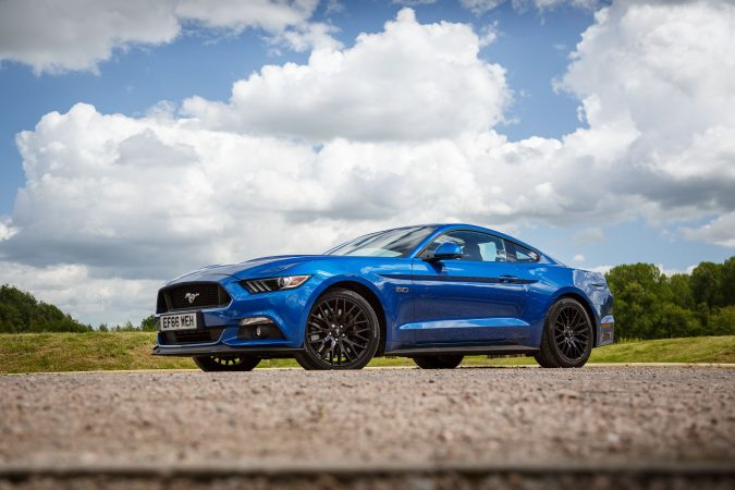 Lightning Blue Mustang >> 2017 Ford Mustang GT Review