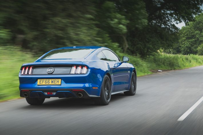 Ford Mustang GT RJ 4