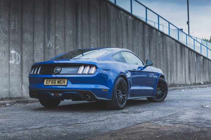 Ford Mustang GT RJ 8