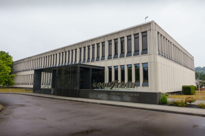 Goodyear Innovation Center Luxembourg 1