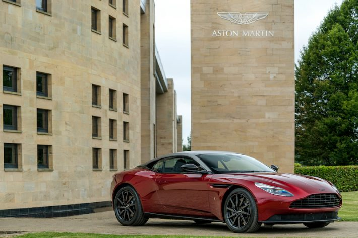 Aston Martin Henley Royal Regatta DB11
