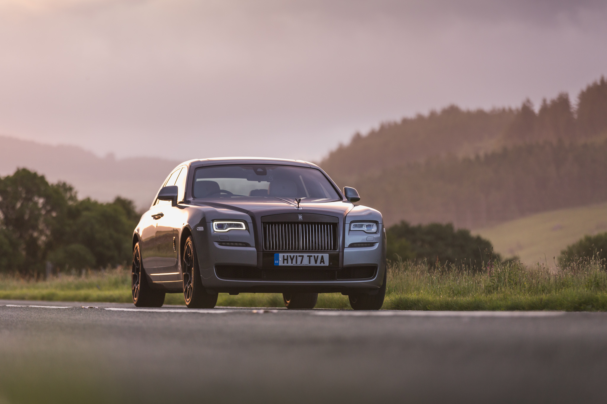 Rolls Royce Ghost Black Badge >> 2017 Rolls-Royce Ghost Black Badge Review: Stylish And