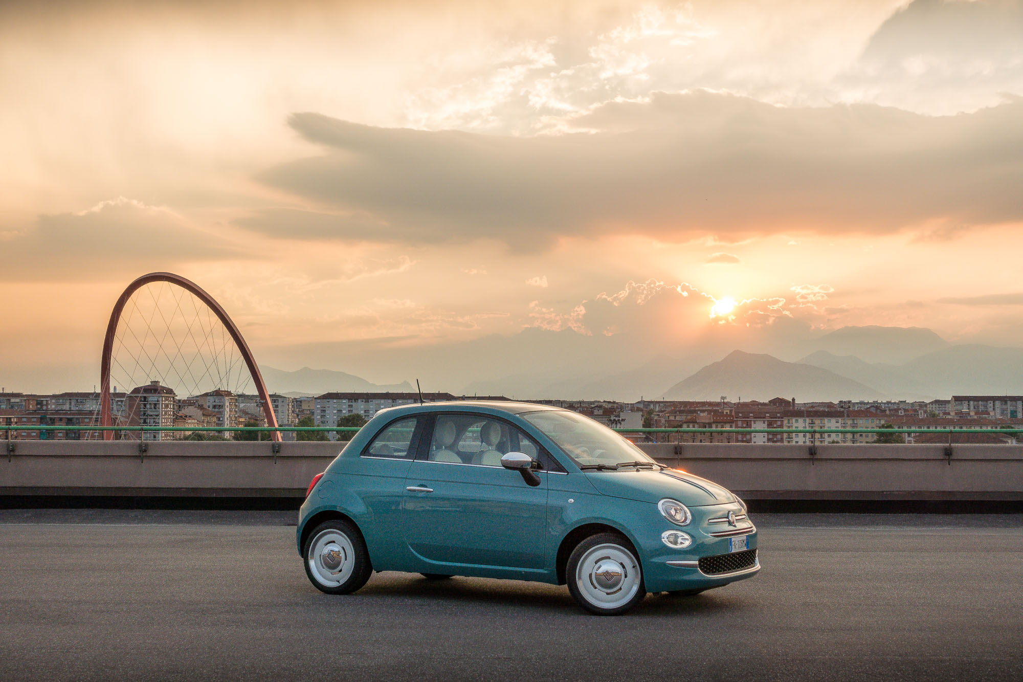 The Fiat 500's 60th Anniversary: Celebrating The Success