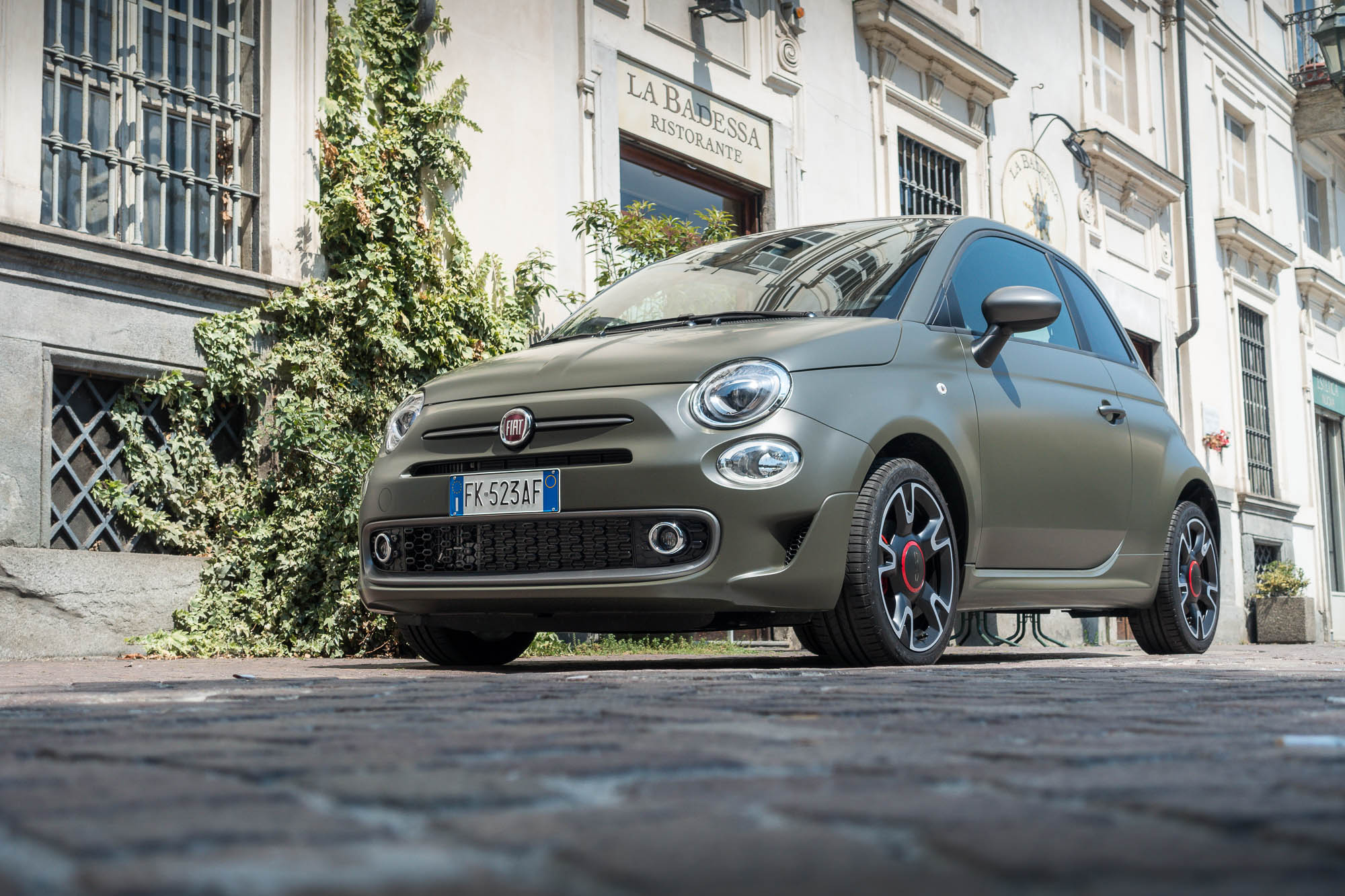 2017 Fiat 500s Review A Jovial Little Car Motor Verso
